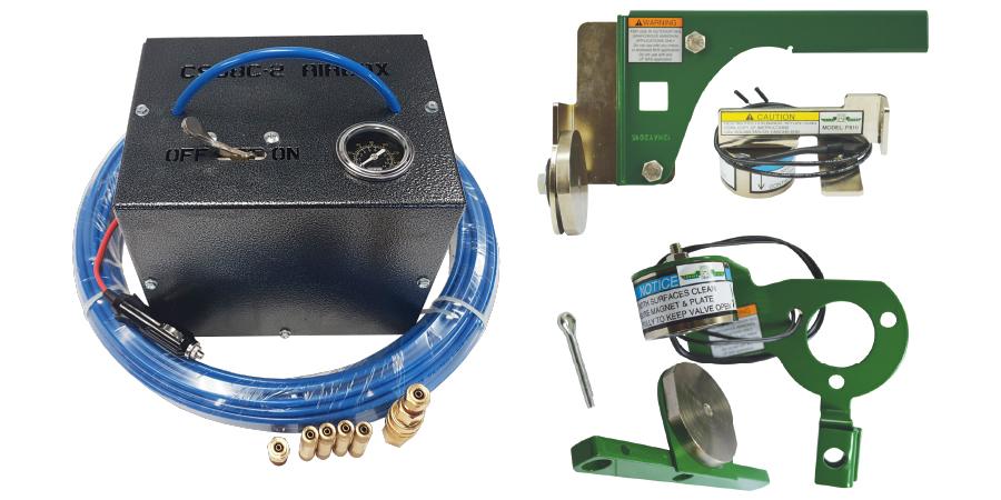Régulateur d'usinage par électroérosion pour ravitailleur